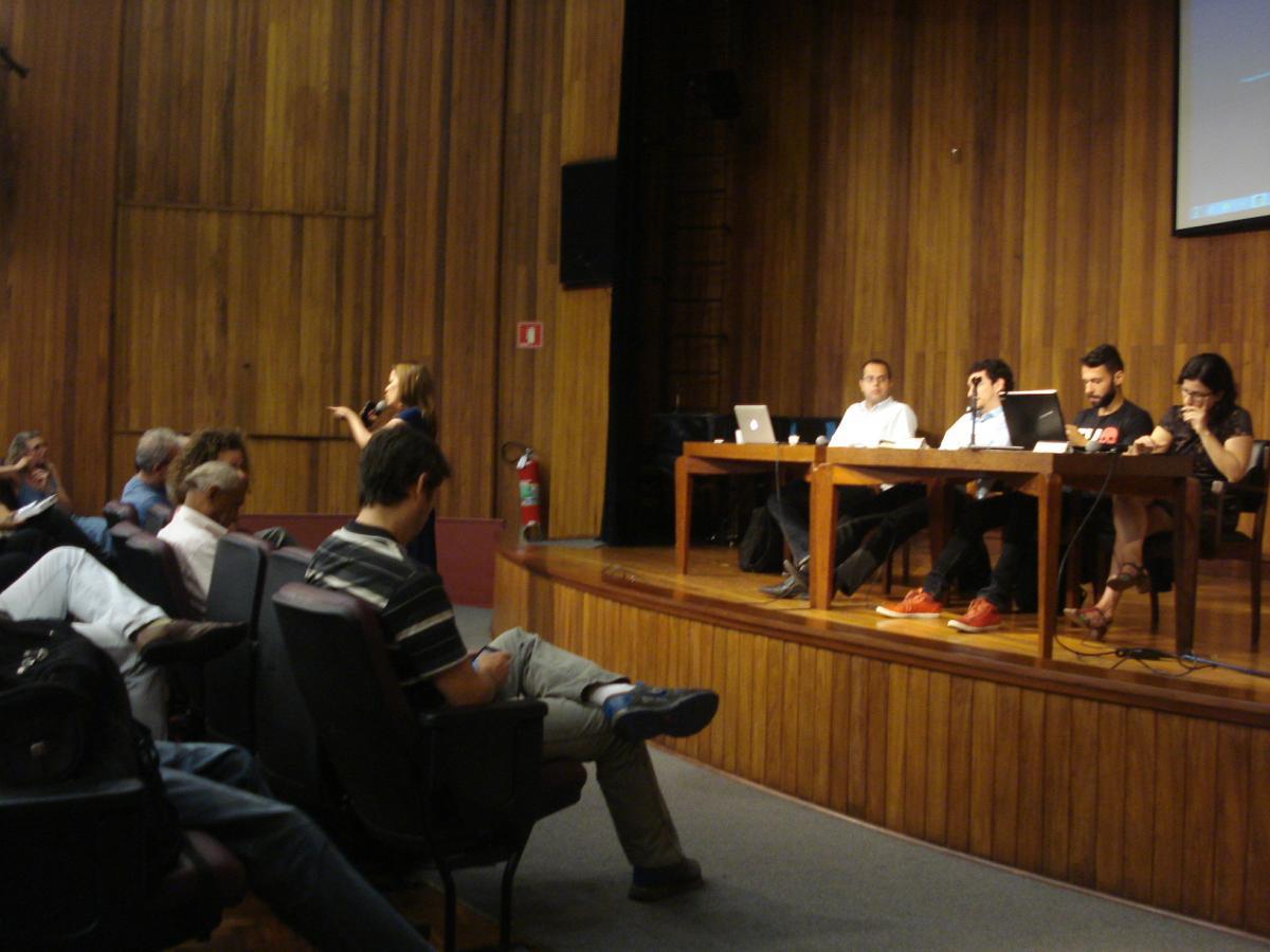 Futuro site de acompanhamento do Plano de Metas é tema de encontro entre Prefeitura e sociedade