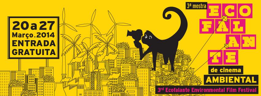 3ª mostra Ecofalante de cinema ambiental acontece em março