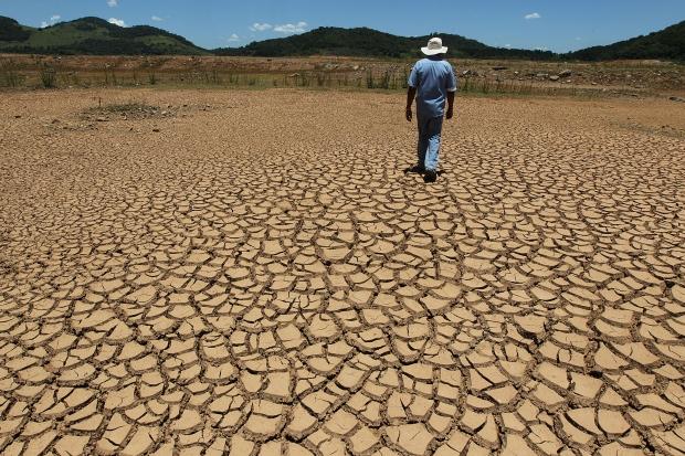 Brasil já vive a crise climática global