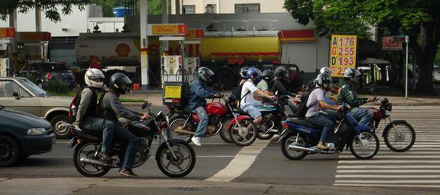 Número de motos em São Paulo deve bater 1 milhões em fevereiro