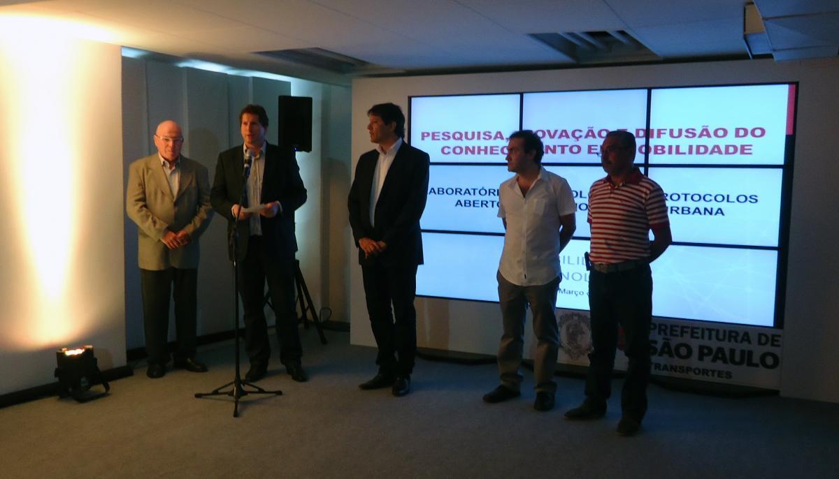 Secretaria de Transportes lança Laboratório para Mobilidade Urbana