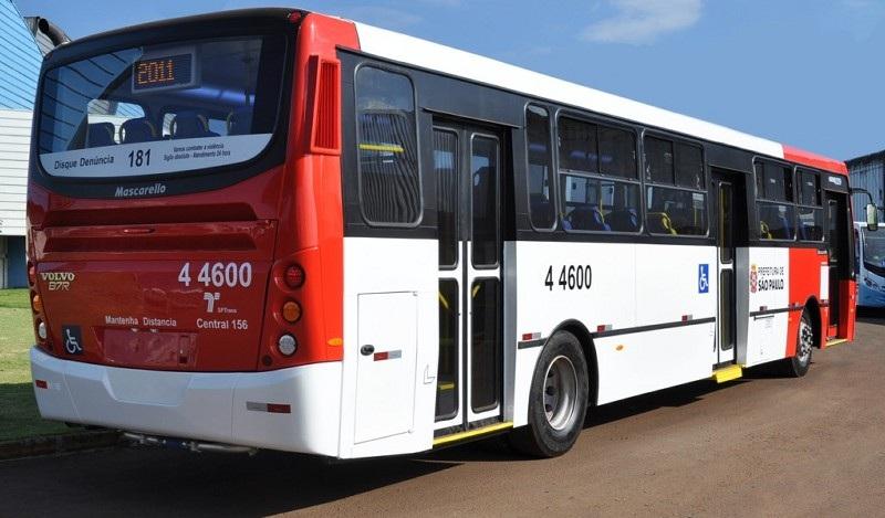 SP tem menor frota de ônibus em 5 anos, mas n° de assentos cresce