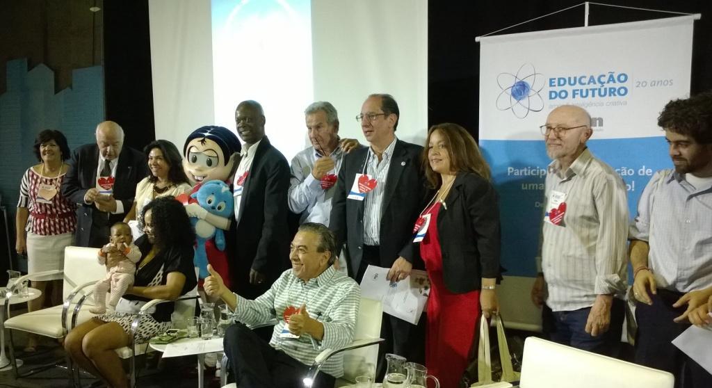 Nossa São Paulo assina Pacto Nacional pela Primeira Infância
