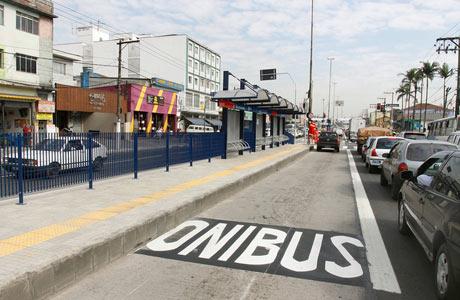 Câmara aprova projeto que prevê corredores de ônibus