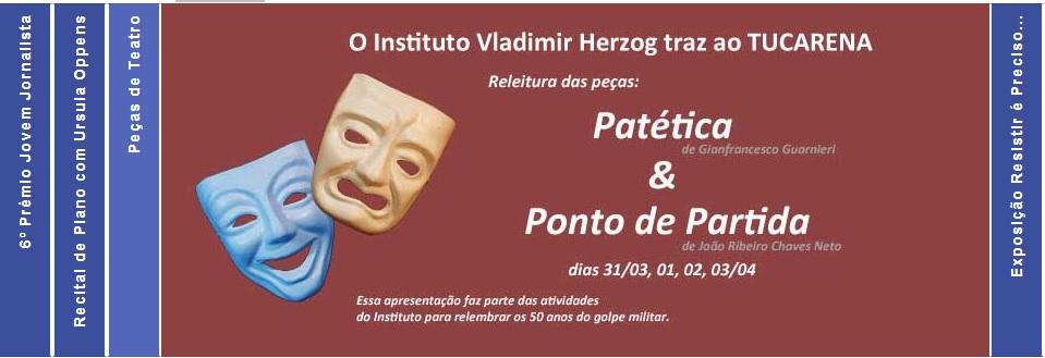 Na semana de 50 anos do Golpe, Instituto Vladimir Herzog realiza série de atividades sobre a ditadura