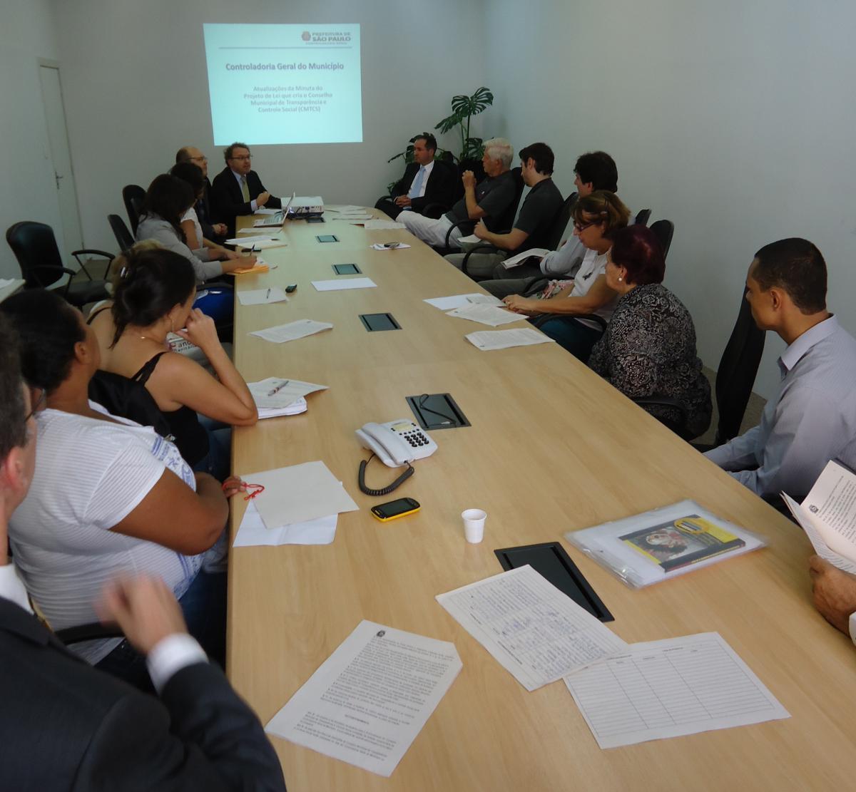 Finalizado projeto que cria o Conselho Municipal de Transparência e Controle Social