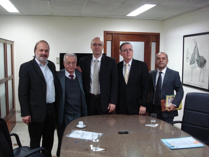 Nossa São Paulo e Tribunal de Contas do Município estabelecem parceria técnica