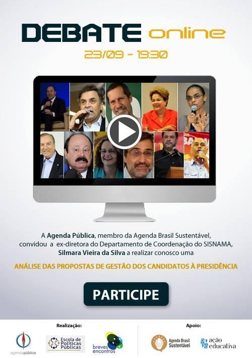 Debate: análise das propostas de gestão dos candidatos à presidência