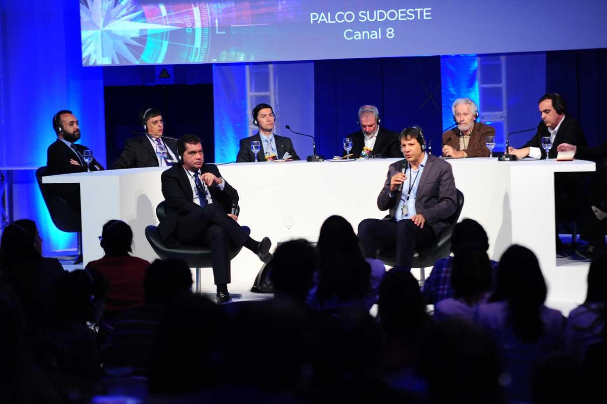 Diálogo com prefeitos – trocando ideias por cidades sustentáveis