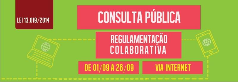 Consulta Pública promoverá regulamentação colaborativa de nova Lei que trata das parcerias entre OSCs e Estado