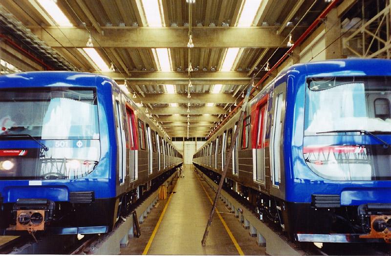 Após 4 décadas, rede do Metrô espera por expansão