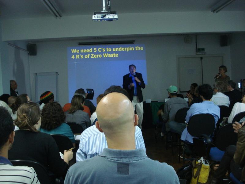 Organizações lançam Aliança Resíduo Zero Brasil