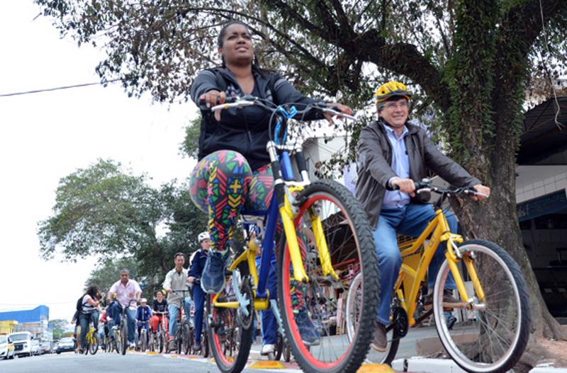 SP atinge 100 km de ciclovias com inauguração de via na Zona Leste