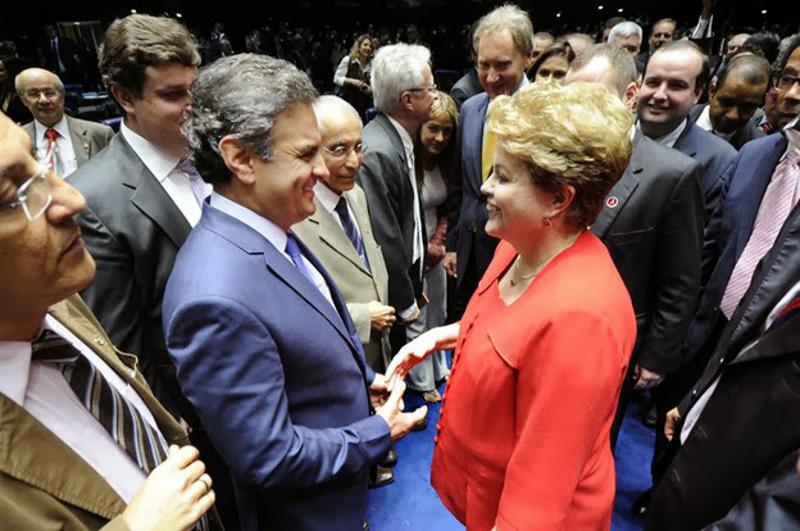 Dilma e Aécio são convidados a assumir compromisso com o desenvolvimento sustentável