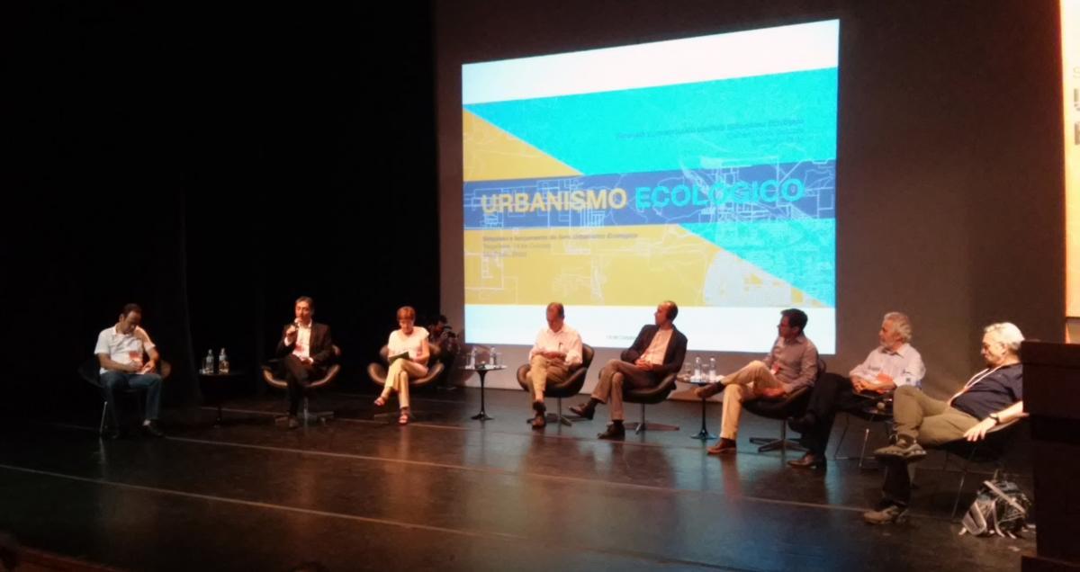 Urbanismo Ecológico foi tema de simpósio em São Paulo