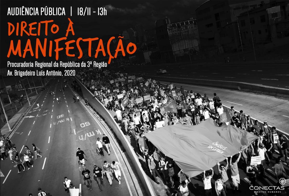Autoridades e sociedade civil discutem os limites da ação policial em protestos