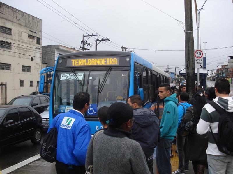 Auditoria vê 640 falhas e diferença de R$ 38 mi nas empresas de ônibus