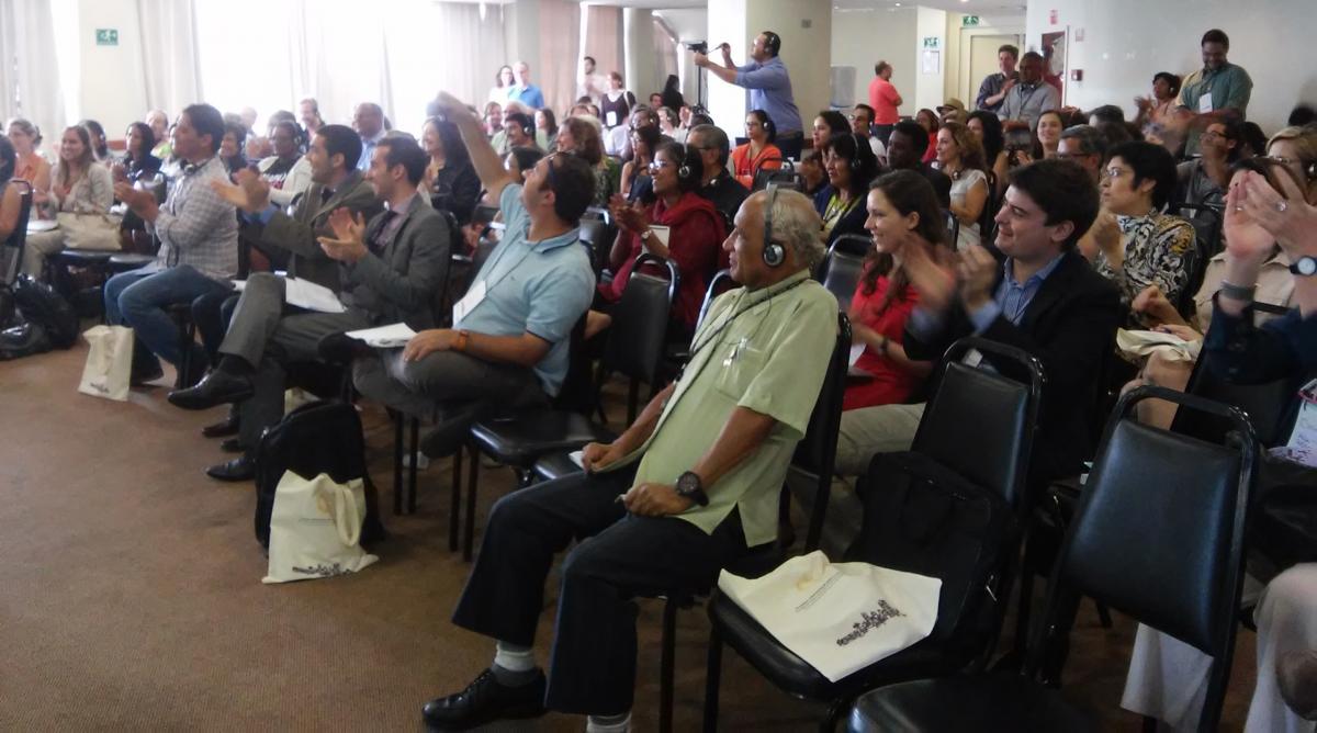 Especialistas participam do Encontro Internacional sobre o Direito à Cidade