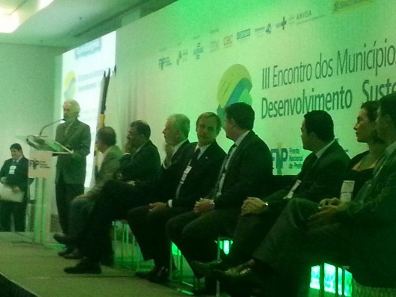 FNP firma parceria com PCS para a I Conferência Internacional Cidades Sustentáveis
