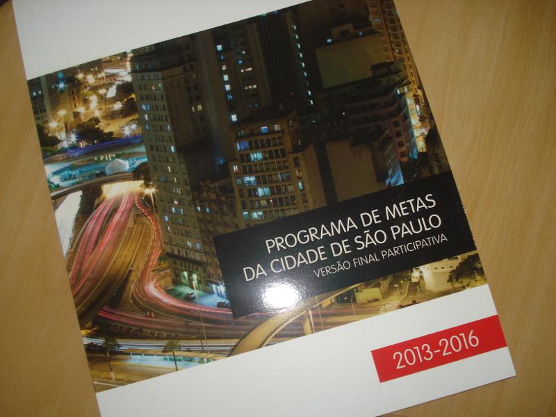 Prefeitura cumpriu 16 das 123 metas prometidas até 2016