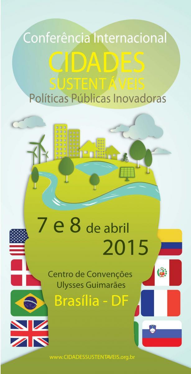 I Conferência Internacional Cidades Sustentáveis: inscrições abertas!