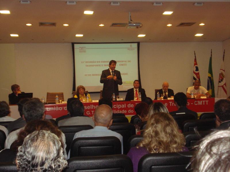 Prefeitura coloca em debate Plano de Mobilidade da Cidade de São Paulo