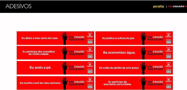 Conselho da Cidade lança campanha 'Sou Cidadão Paulistano'