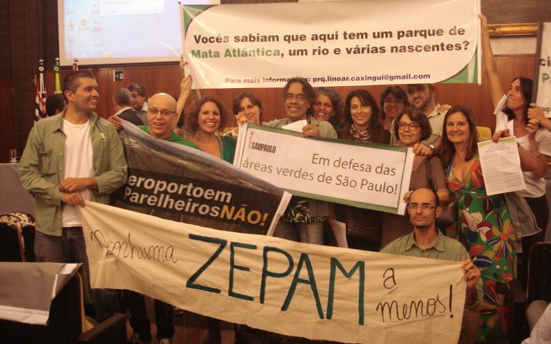 Participantes de audiência pública defendem preservação de áreas verdes da cidade