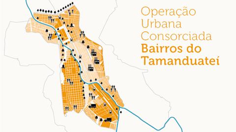 Projeto de lei da Operação Urbana Tamanduateí está disponível para consulta pública