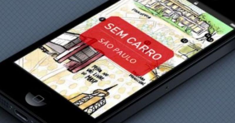 Aplicativo vai facilitar deslocamentos de quem não tem carro em São Paulo