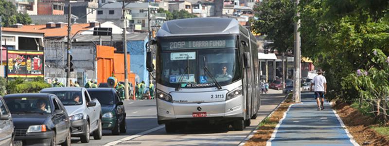 Corredor Inajar de Souza beneficia 201 mil pessoas por dia