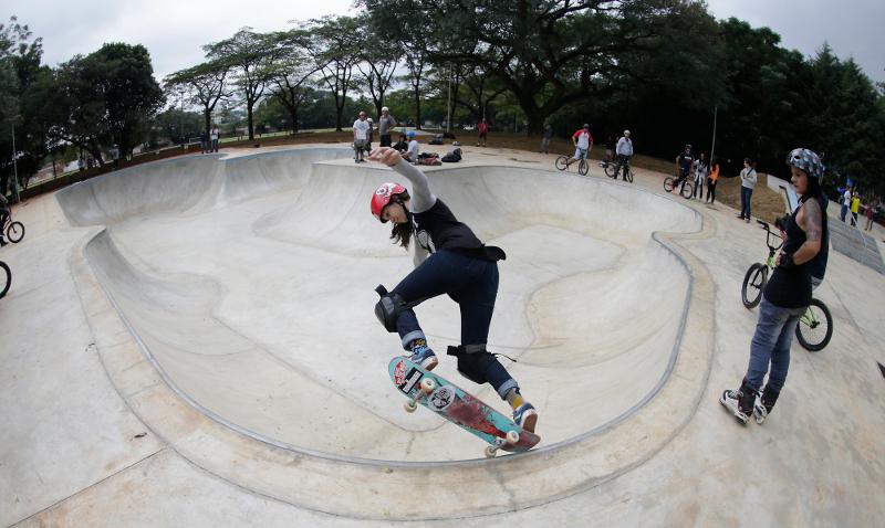 Parque Municipal Chácara do Jockey será inaugurado este sábado