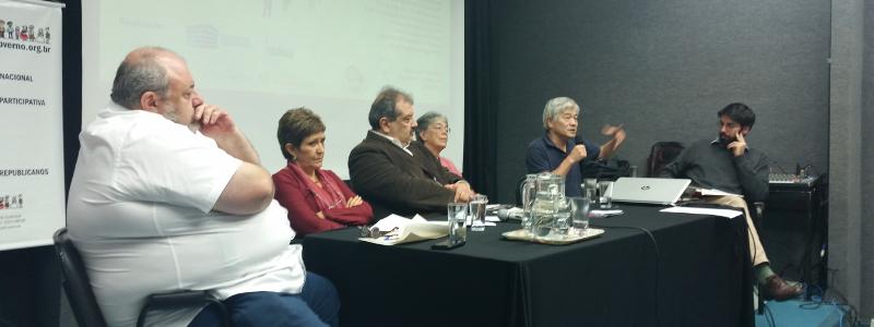 Eleição para subprefeito e descentralização administrativa da cidade são temas de debate
