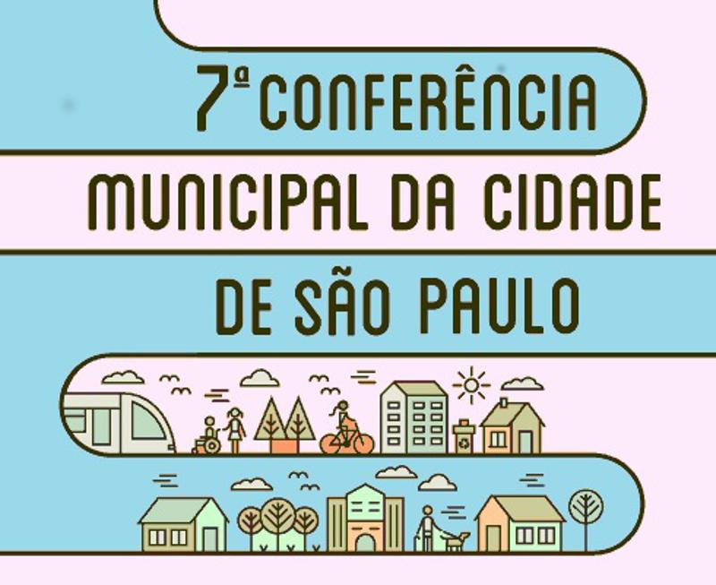 Encontros preparatórios para a 7ª Conferência Municipal da Cidade de São Paulo