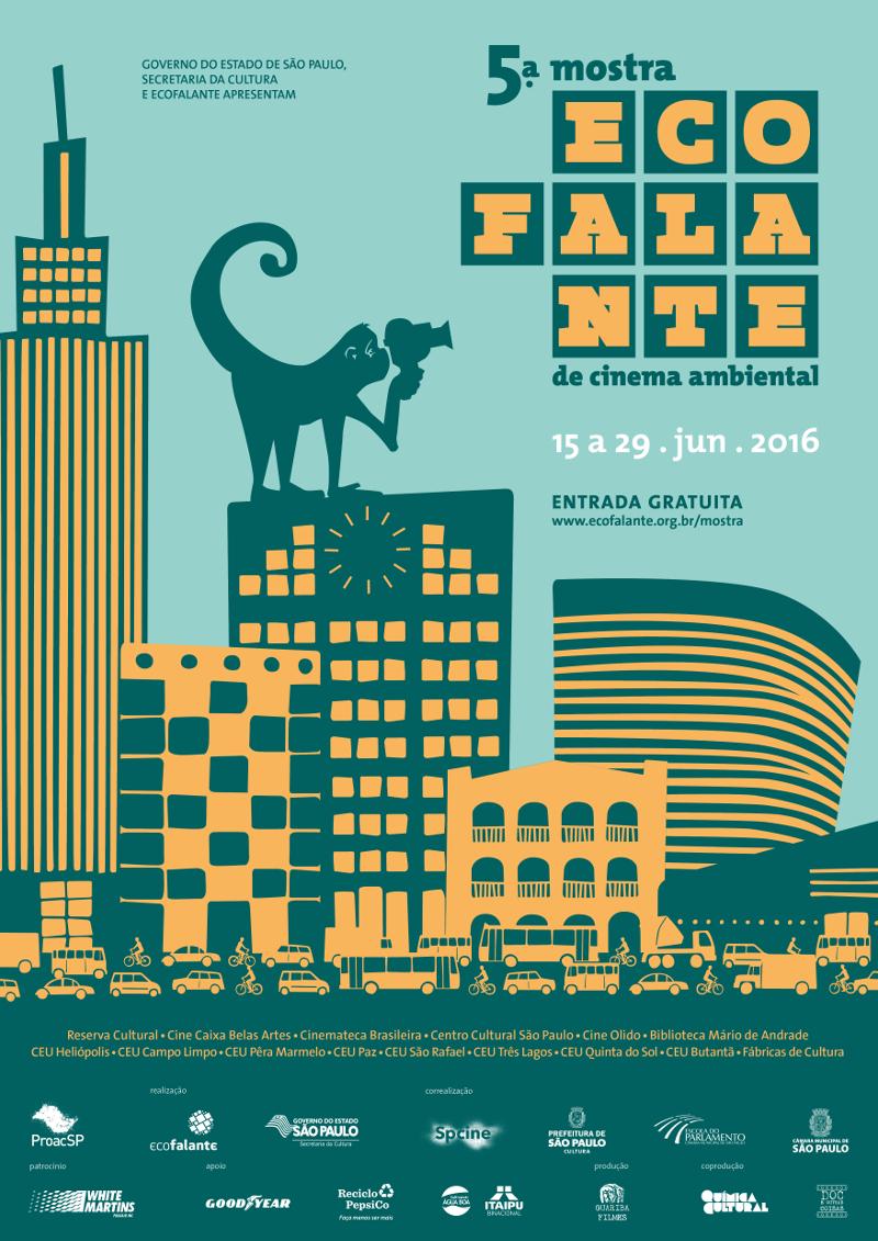 5ª Mostra Ecofalante chega às salas de cinema e se consolida como o maior festival de cinema ambiental do Brasil