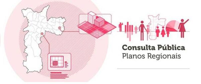 Participe da consulta pública para elaboração dos Planos Regionais das Subprefeituras