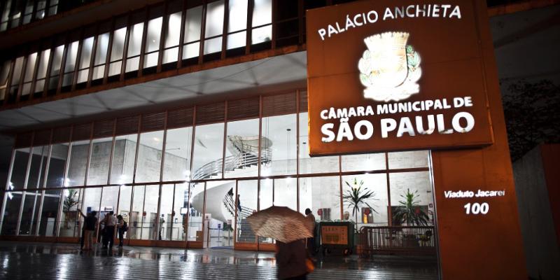Câmara Municipal de São Paulo custa meio bilhão por ano aos cofres da cidade