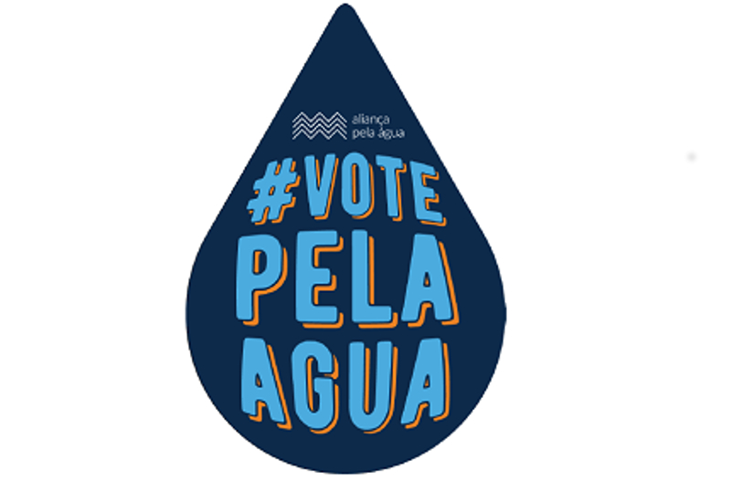 Aliança pela Água lança campanha #VotePelaÁgua – leia o Manifesto e saiba como aderir
