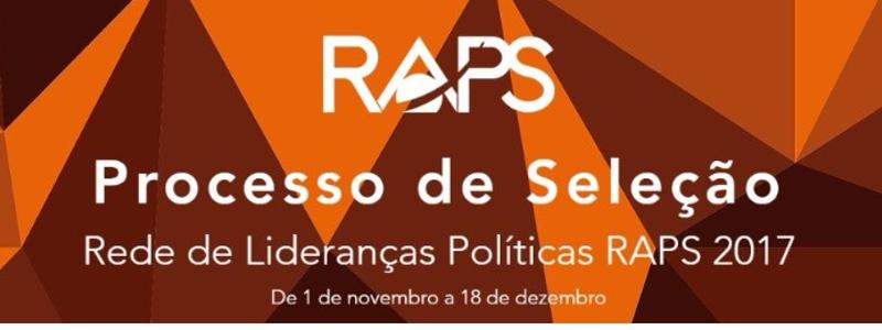 RAPS seleciona novas lideranças políticas para sua rede