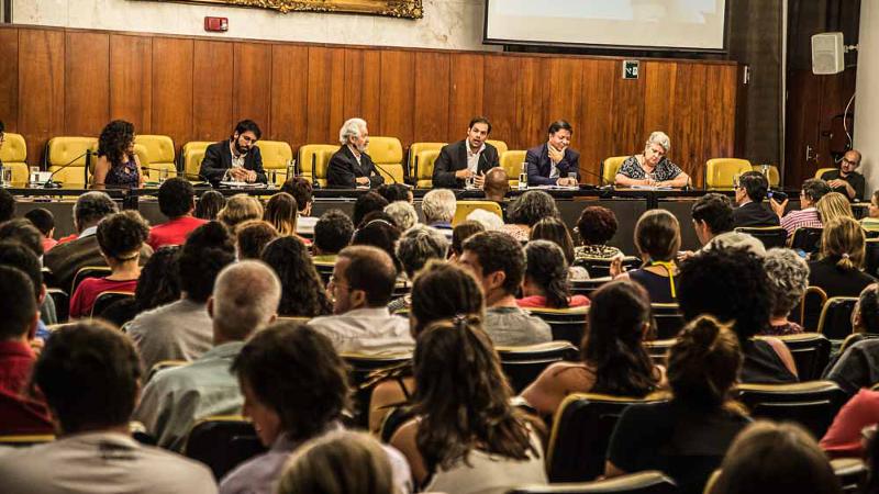 Após receber propostas da sociedade, futuro secretário promete realizar 38 audiências sobre o Plano de Metas