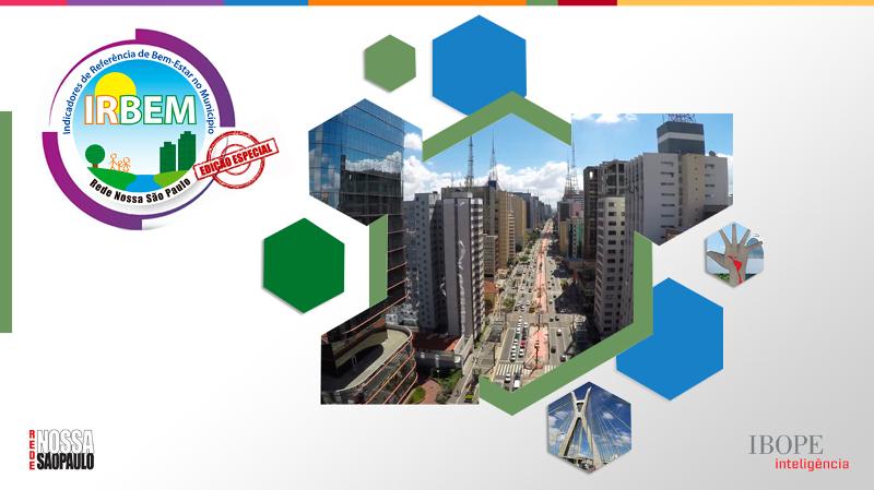 Paulistanos atribuem nota média de 3,7 para a qualidade de vida em São Paulo