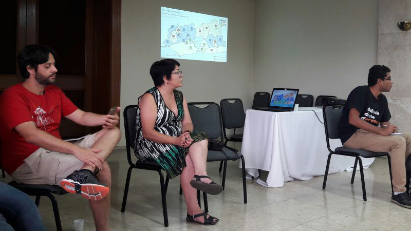Mapas das desigualdades de São Paulo, Brasília e Rio de Janeiro são apresentados no Fórum Social das Resistências