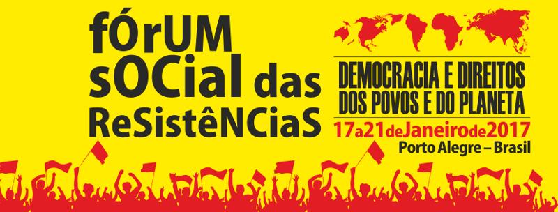 Programa Cidades Sustentáveis e Rede Brasileira participam do Fórum Social Mundial