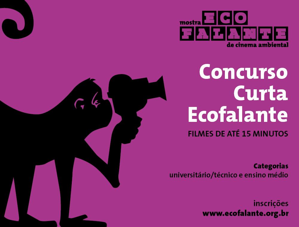 Estão abertas as inscrições para o concurso Curta Ecofalante