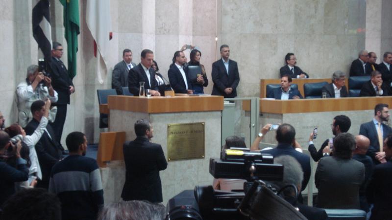 Prefeito apresenta primeira versão do Programa de Metas de São Paulo com 50 objetivos