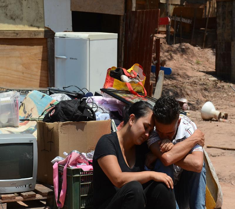 Plataforma registra mais de 720 ocupações irregulares na capital paulista