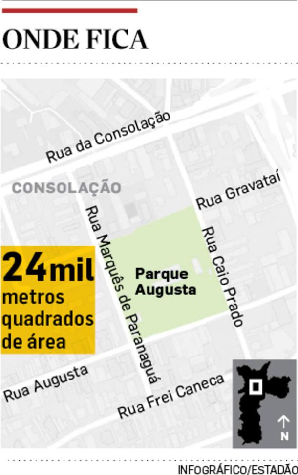 Doria decide criar Parque Augusta e vai oferecer terrenos a construtoras