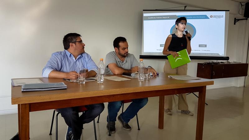 Em Pinheiros, metas de João Doria são criticadas e chamadas de 'irrisórias'