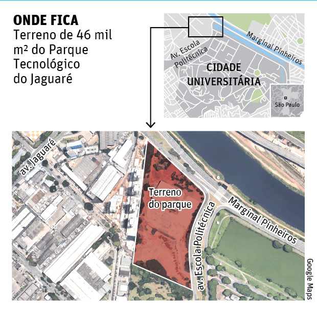 Promessa de Alckmin de 2002, 'Vale do Silício' de São Paulo fica às moscas