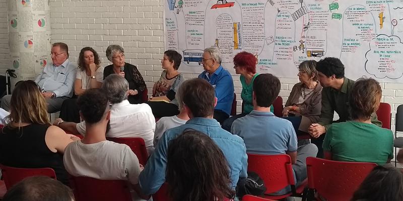 Participantes de debate cobram medidas imediatas para melhorar a mobilidade urbana